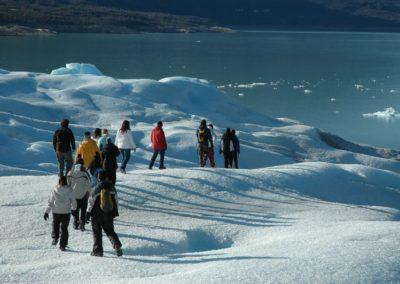 Minitrekking: Caminata sobre el Glaciar Perito Moreno